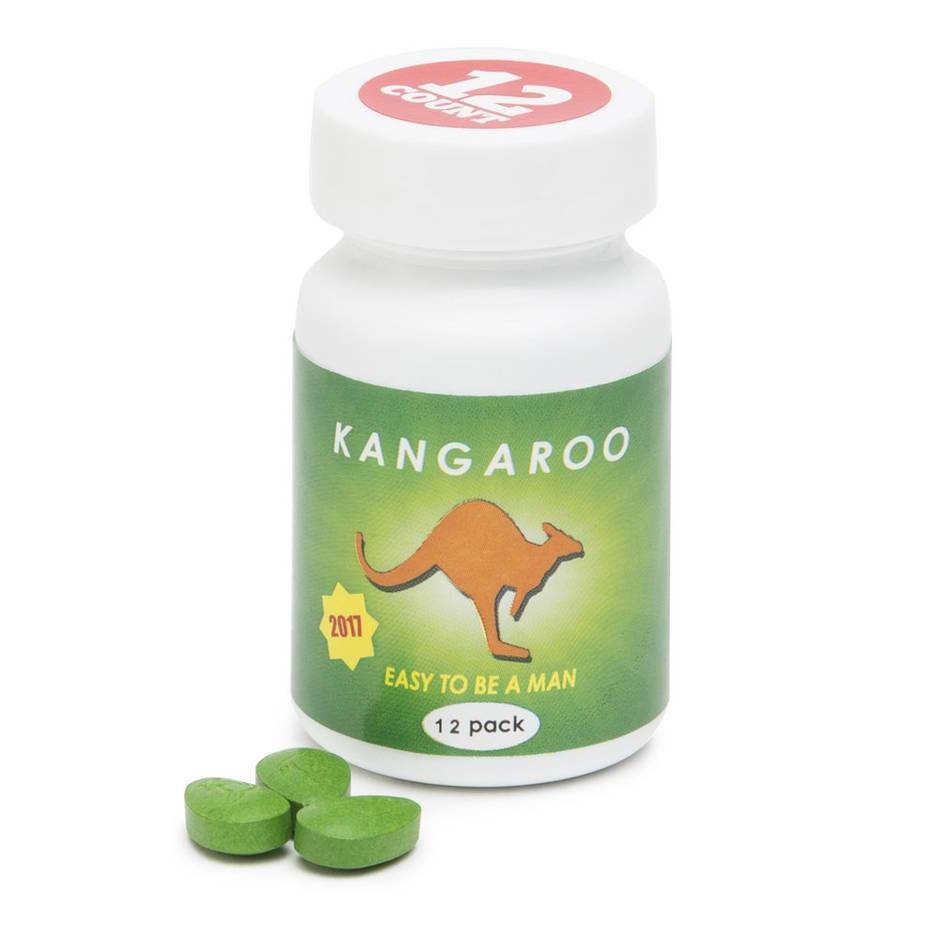 Kangaroo Max Strength Sexual Enhancement for Men